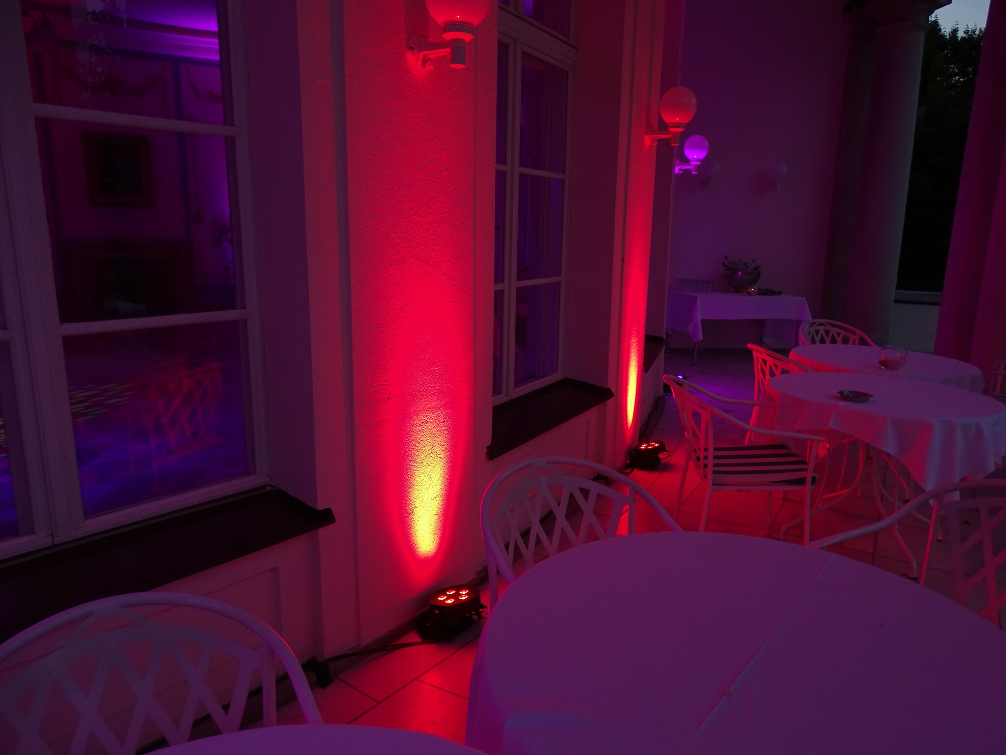 Speciality Lighting Wedding Dj Video